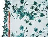 1 m * 1,3 m - Haute Couture - Stoff - Spitzenstoff -