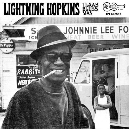 Texas Blues Man [Vinyl LP]