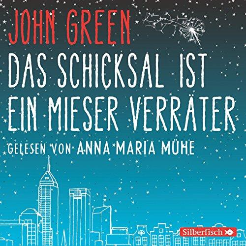 Buchseite und Rezensionen zu 'Das Schicksal ist ein mieser Verräter' von John Green