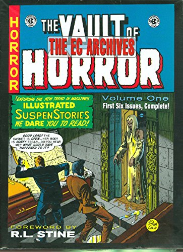 The EC Archives: Vault Of Horror Volume 1 por Al Feldstein