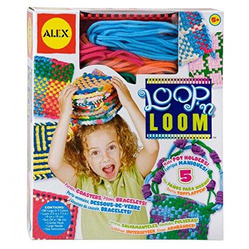 Nadeln Sharp-garn (Loop 'n Loom Kit-)