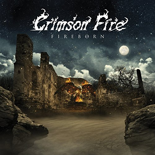 Crimson Fire: Fireborn (Audio CD)