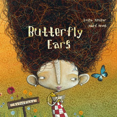 Butterfly ears (books for dreaming)