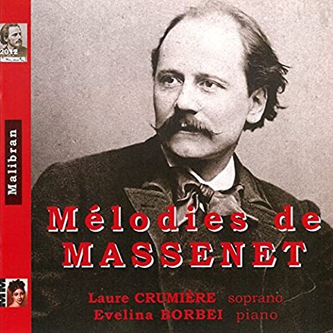 Melodies De Massenet