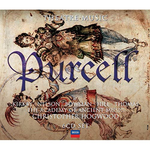 Purcell: The Old Bachelor - Slow Air - Hornpipe