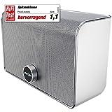 Eton AIR 4 WLAN - Lautsprecher für Musikstreaming Silber/weiß