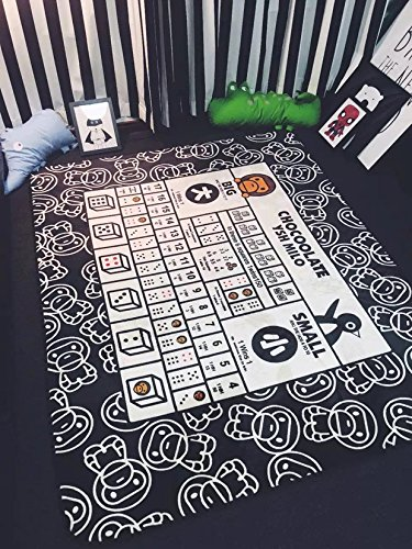 GFYWZ Gioco di scacchi tampografia crawling pad piede pad , 150*190cm