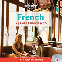 Lonely Planet French Phrasebook & Audio Cd