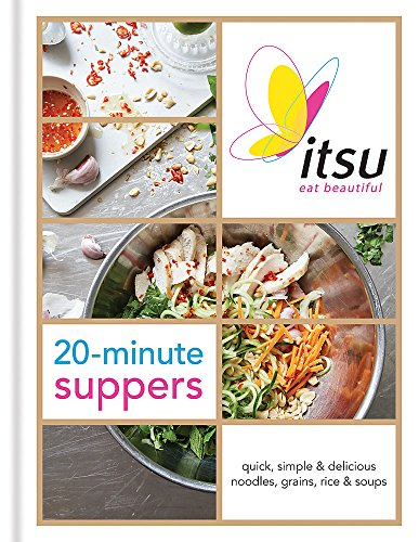 Itsu 20-minute Suppers Cover Image