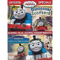 Il Trenino Thomas - Thomas e i trenini coraggiosi/Dinosauri e Scoperte