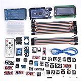 VBESTLIFE MEGA2560 R3 40 Sensor Module Starter Kit DIY IIC Breadboard 2004 LCD Display für Arduino
