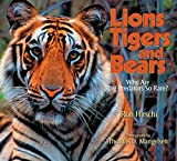 Lions, Tigers, and Bears: Why Are Big Predators So Rare? (Lion, Tigers and Bears) by Ron Hirschi (2007-09-01)