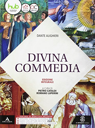 Zoom IMG-2 divina commedia con e book
