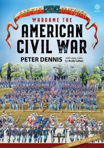 Wargame: the American Civil War (Battle in America) (Bürgerkrieg Wargame)