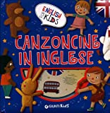 Canzoncine in inglese. Con CD Audio