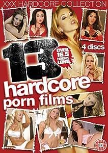 13 Hardcore Porn Films [DVD]