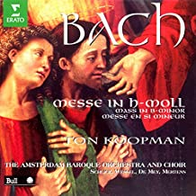 Bach : Mass in H-moll BWV232 By Ton Koopman (1997-01-13)