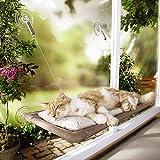 Gloomia Gatti Finestra Finestra Lounger, Gatti Amaca Letto per Gatti Letto per Animali Domestici Divano per Animali Domestici Gatto Piccolo Cane