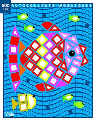 Mes petits tableaux en autocollants mosaïques bri...