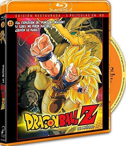 Dragon Ball Z. Película 13: ¡La Explosión Del Puño Del Dragón! Si