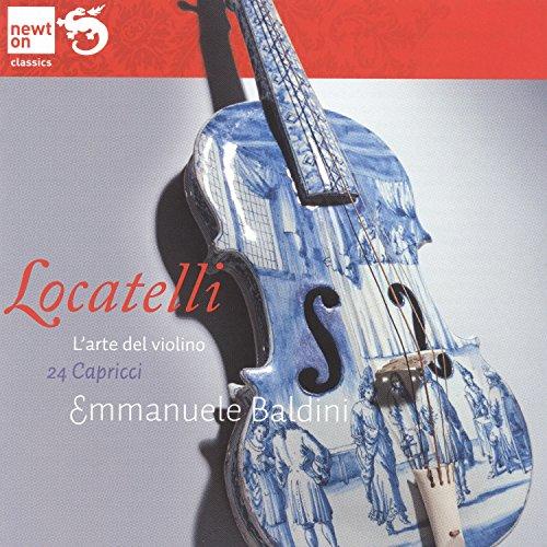 Locatelli: Capriccio for Solo Violin No. 3 in C Minor