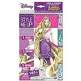 Unbekannt Style me up.–2111–Set Kreative Freizeitbeschäftigungen,–Notizblöcke Disney–Prinzessinnen