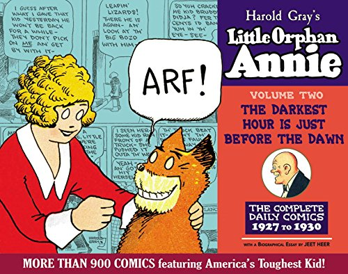 Complete Little Orphan Annie Volume 2: v. 2