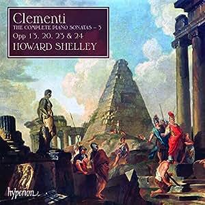 Clementi: The complete Piano Sonatas Vol.3