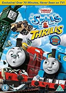 Thomas & Friends: Spills and Thrills [DVD]
