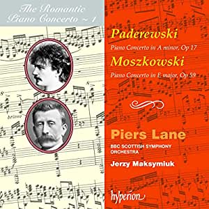 The Romantic Piano Concerto - Vol. 1 (Moszkowski/Paderewski)