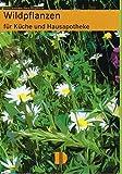 Wildpflanzen für Küche und Hausapotheke: Mit leicht nachzuarbeitenden Rezepten und Heilanwendungen