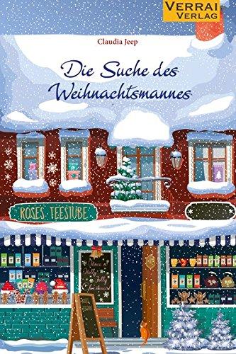 Buchseite und Rezensionen zu 'Die Suche des Weihnachtsmannes' von Claudia Jeep