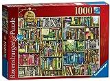 Ravensburger Der Bizarre Buchladen, 1000 Teile Puzzle