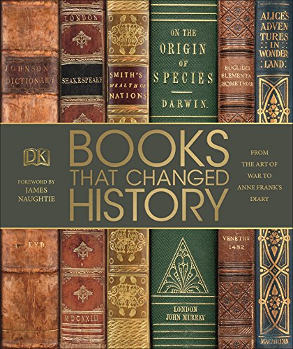 Books That Changed History: From the Art of War to Anne Frank's Diary por Vários autores