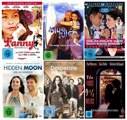 Best of Romantik Box Collection ( 6 Filme auf 6 DVDs )