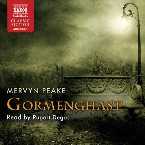 Gormenghast  Audiolibri
