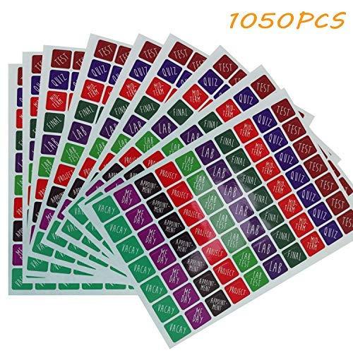 Labor Etiketten Test Etiketten Aufkleber LAB Etiketten Aufkleber 1050Stück -