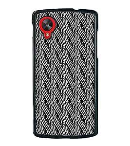 ifasho Designer Phone Back Case Cover LG Nexus 5 :: LG Google Nexus 5 :: Google Nexus 5 ( Hindu God Lord Krishna )