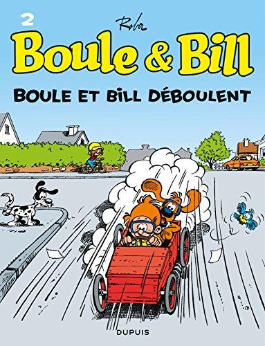Boule et Bill - Tome 2 - Boule et Bill déboulent par Roba