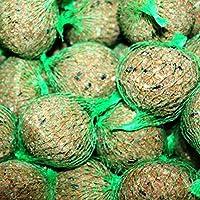 Futterxl Lot de 200 boules de graisse de 90g