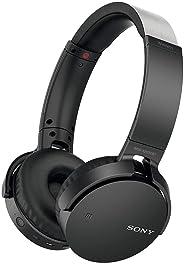 Sony XB650BT Extra Bass Bluetooth Headphones, Black
