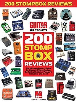 Guitar World Presents 200 Stompbox Reviews par [World, Guitar]