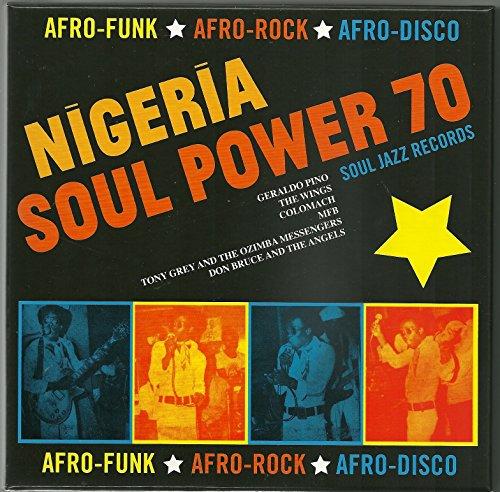 Soul Jazz Records: Nigeria Soul Power 70 Vinyl 5x7