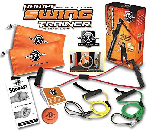 Power Swing formateur - Fitness golf / Edition master De luxe 3 in 1