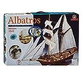 Constructo D80702 - Holzbausatz Albatros