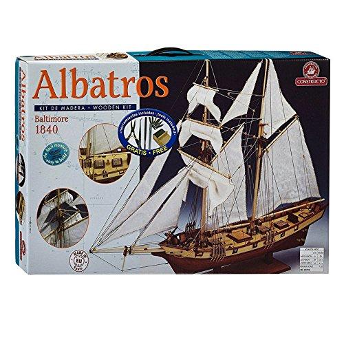 Constructo 80702 - albatros, 1:55