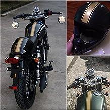 Alamor Decadencia Del Tanque De La Motocicleta Cowl Vinyl Stripe Pinstripe Decal Sticker Para Cafe Racer