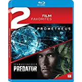 2 Movies Collection: Prometheus + Predator
