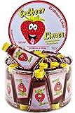 Krugmann Erdbeer Limes Erdbeerlikör mit Fruchtfleisch 20 x 2 cl Test