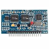 DC-AC Reine Sinus Wechselrichter SPWM Board EGS 002 ZB 8010 + IR2110-Modul